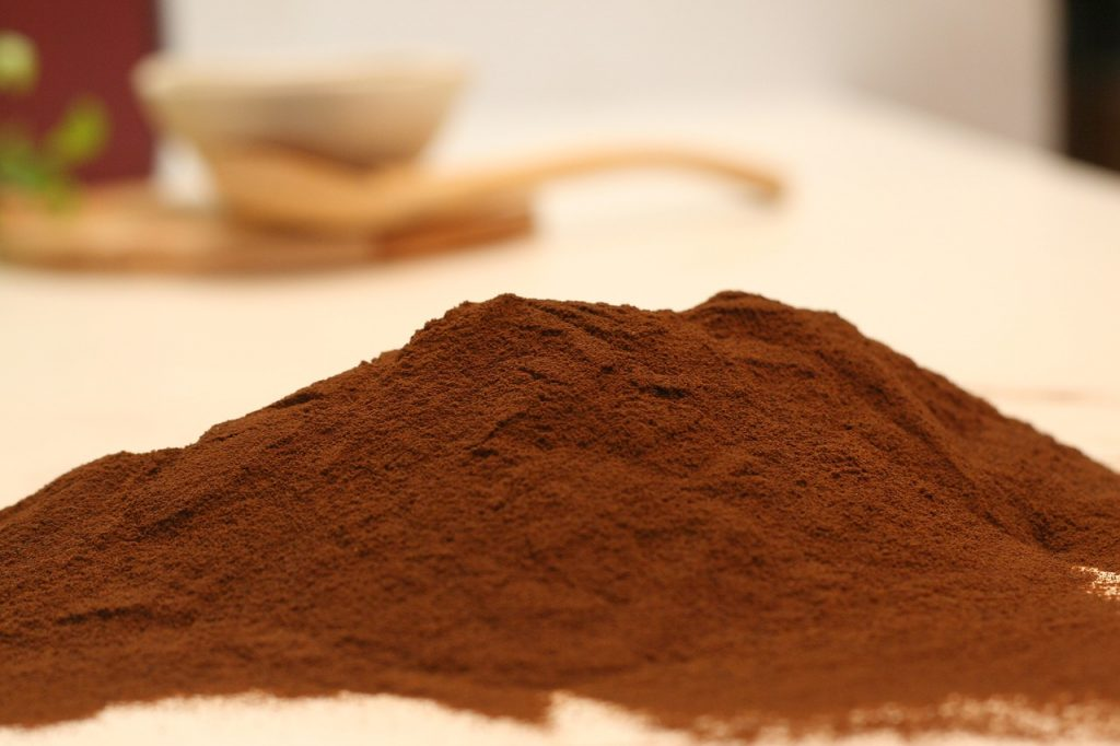 gommage Chocolat