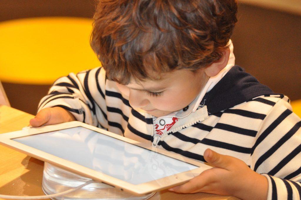 application internet Enfant