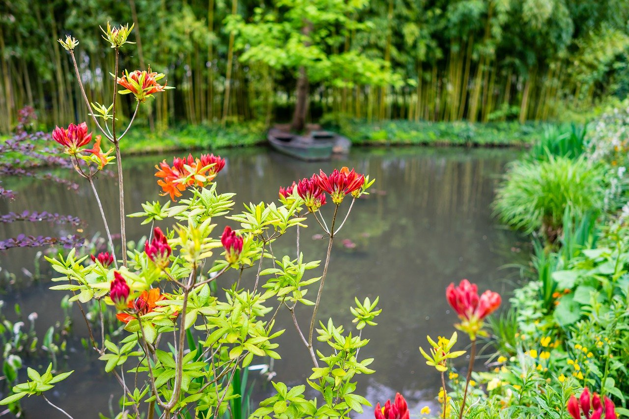 jardins monet giverny